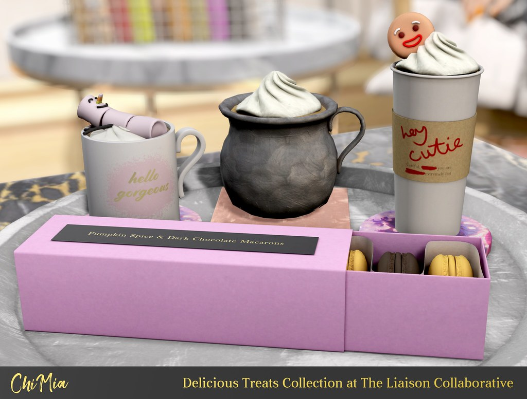 ChiMia - Delicious Treats Collection at The Liaison Collaborative - TeleportHub.com Live!