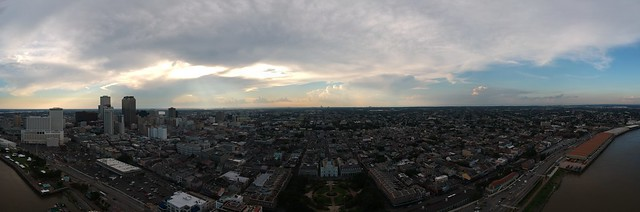New Orleans Panorama