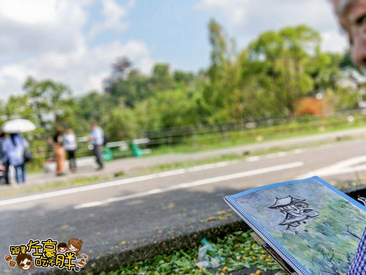 日本名古屋 犬山城+老街-中部探索之旅-2