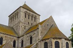 00683 Eglise abbatiale Sainte-Trinité de Lessay