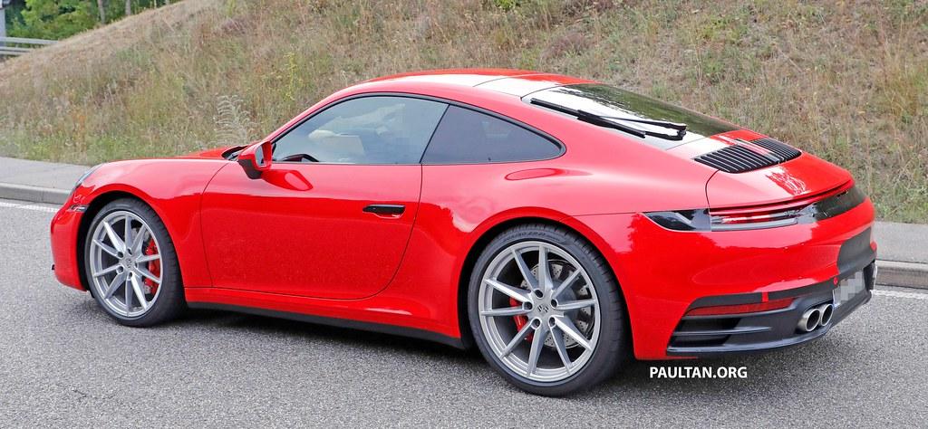Porsche-992-spied-red-7