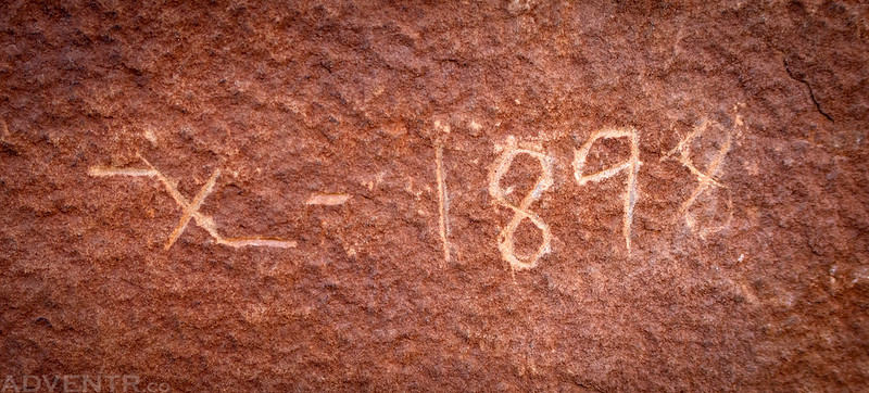 Second 1898 Inscription