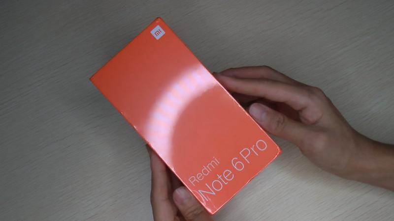 Xiaomi Redmi Note 6 Pro 開封 (1)
