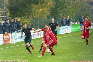 I. Herren Frisia vs. VFL Oythe