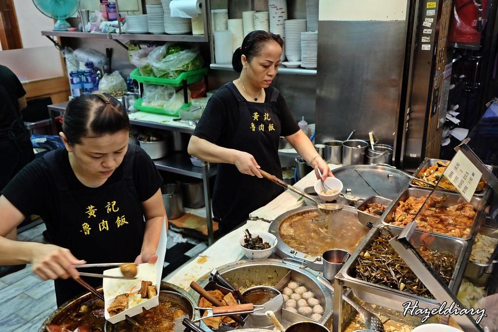 Huang Ji Braised Pork Rice-Taipei-2