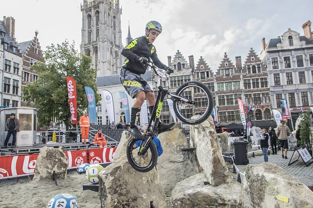 21/09/2018-23/09/2018 UCI Trials World Cup in Antwerpen