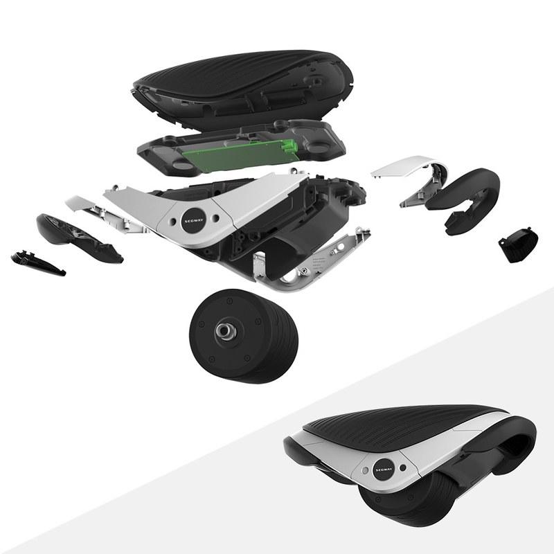 Xiaomi Ninebot Segway Drift W1 レビュー (7)