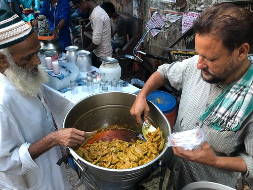 City Food - Mango Pickle Walla, Around Town