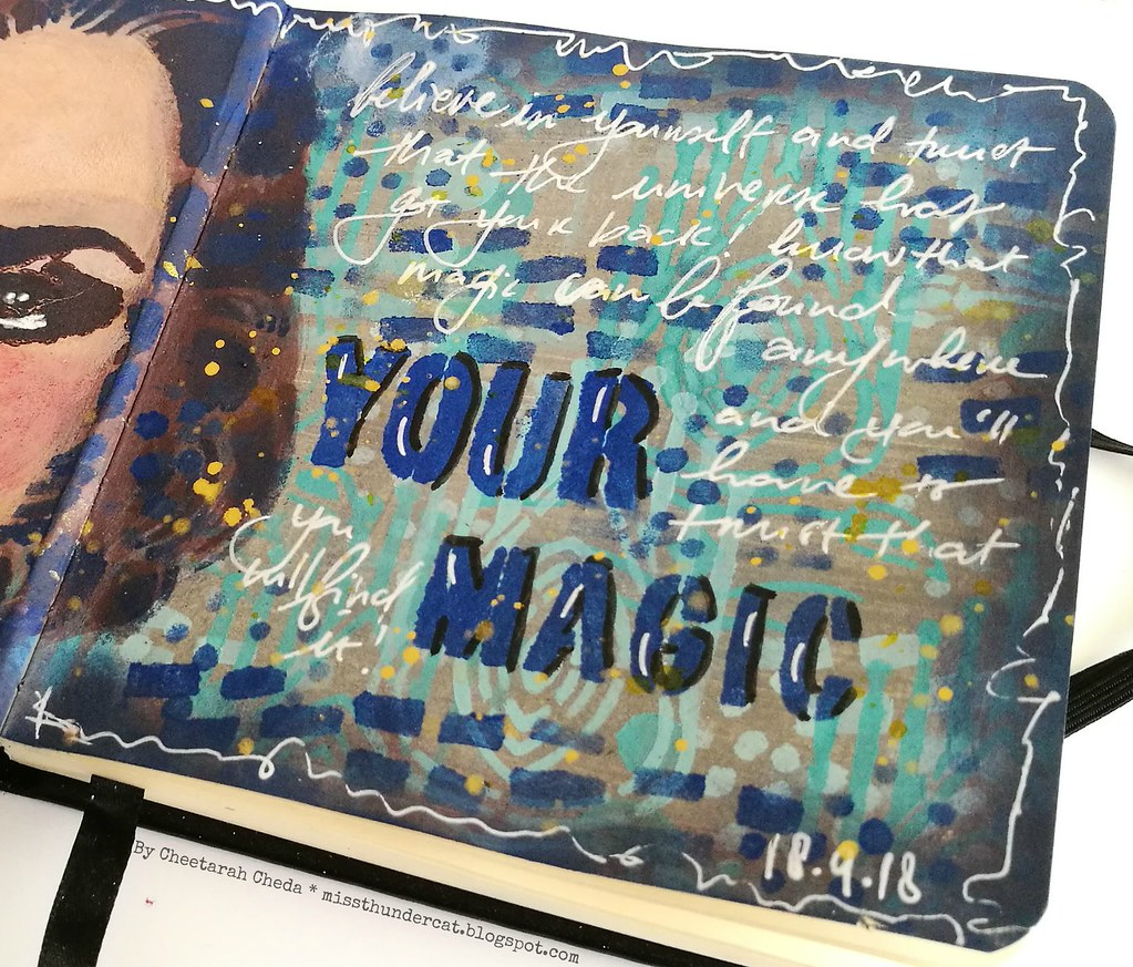 Art Journal: find your magic