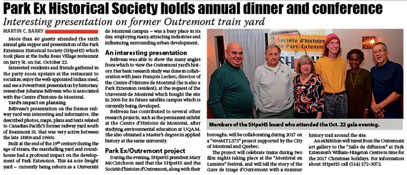 Coverage of 2016 supper and conference