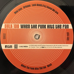 KING BRITT PRESENTS SYLK 130:WHEN THE FUNK HITS THE FUN(LABEL SIDE-D)
