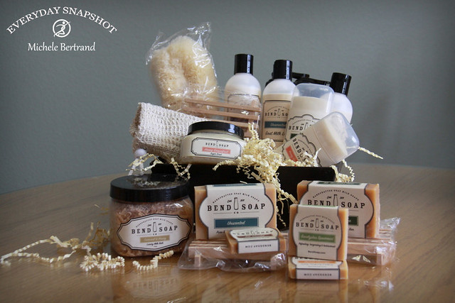 Bend Soap Company Contest Win