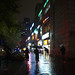 Rainy Evening near Tongji University