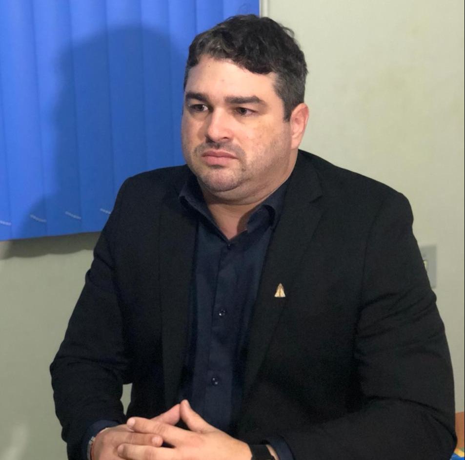 Joaquim Neto, advogado