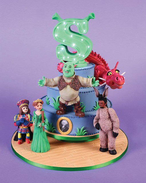 Cake by The Too Good To Eat Cake Company