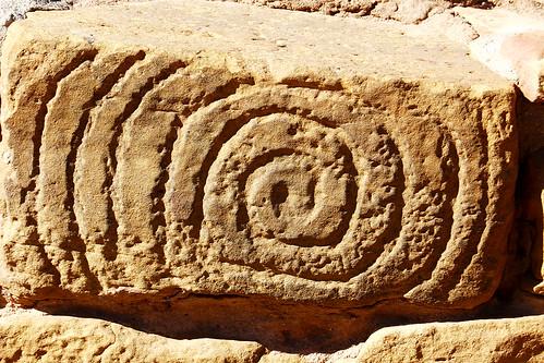 Mesa Verde-Pipe Shrine House spiral