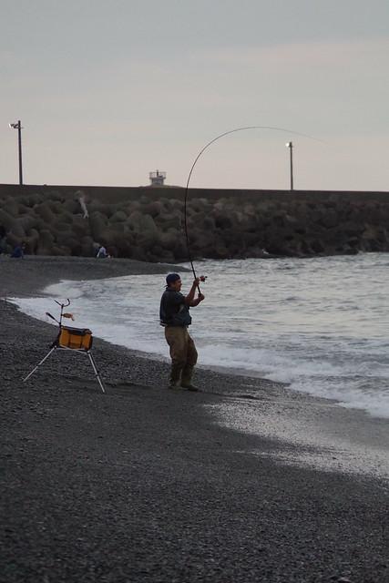 Photo:fishing By HAMACHI!