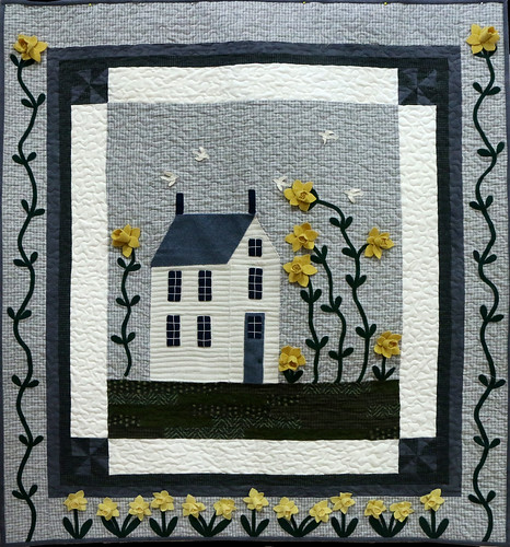 56: Daffodil House - June Hittenberger