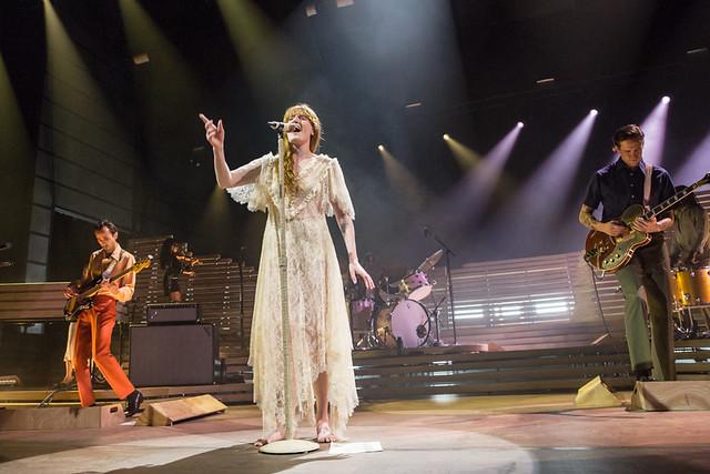 Florence and the Machine @ The Anthem, Washington DC, 10/05/2018