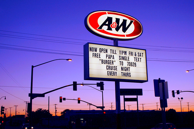 Home of A&W