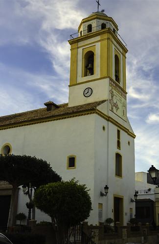 Iglesia de la Santa Cruz del Voto, Canjáyar