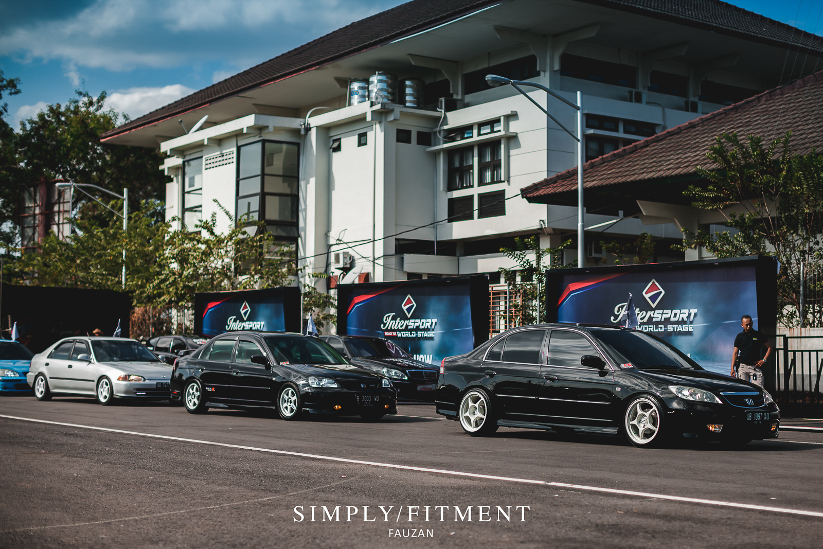 INTERSPORT AUTOSHOW PROPER CAR CONTEST YOGYAKARTA 2018