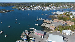 BoothBay Aerial