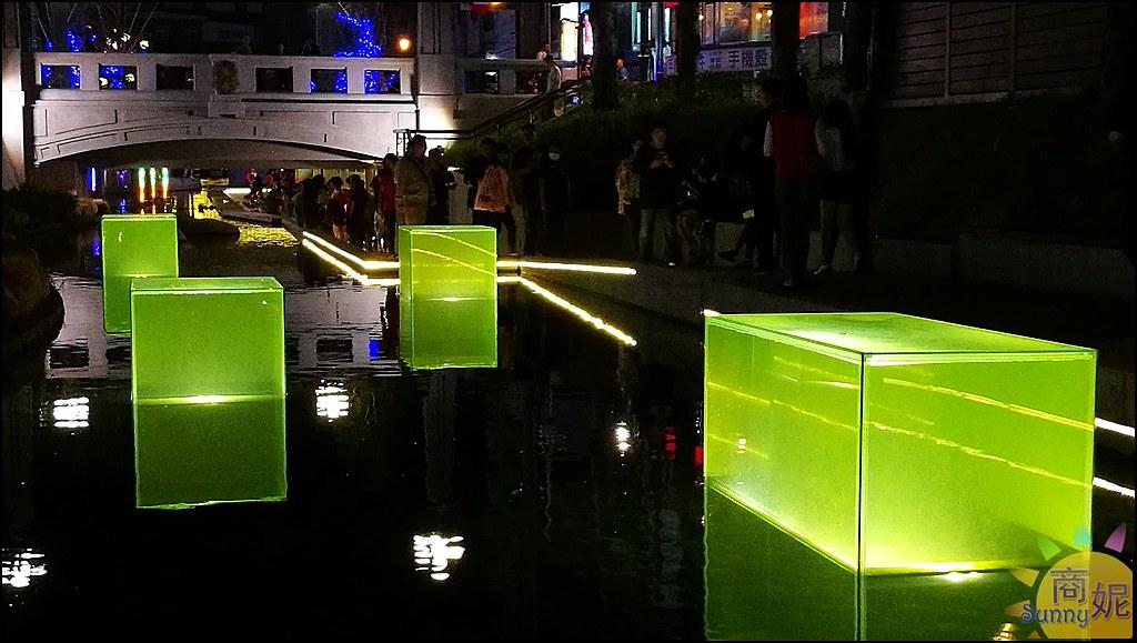 綠川夜景13