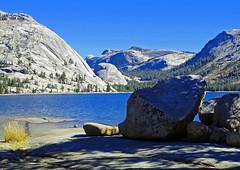 Granite Bound Tenaya Lake, Yosemite NP 10-9-18