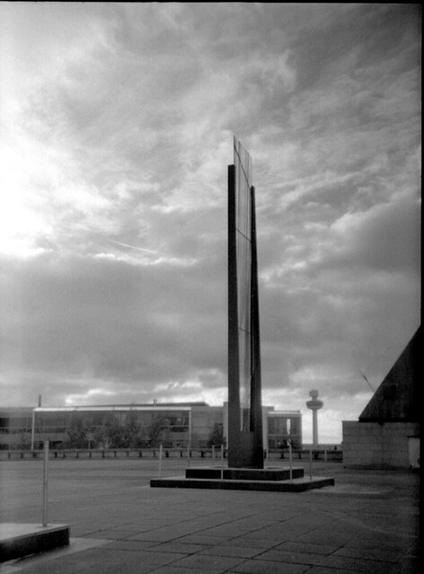 Liverpool - by the Cathedral