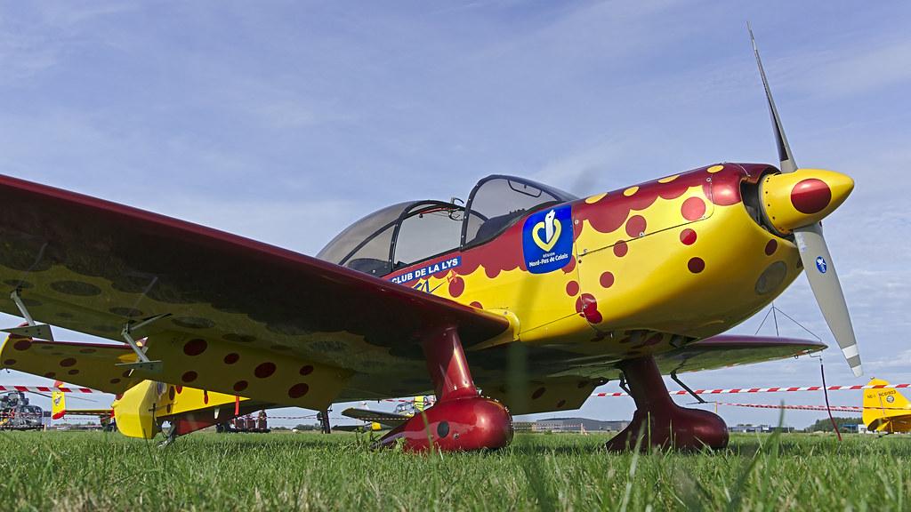 Flandre Lys Airshow - Merville 2018 44841727321_b5196eb960_b