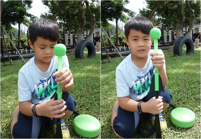 美國POOF 夜行者空氣火箭 戶外遊戲 兒童遊戲 野餐 露營玩 (3)