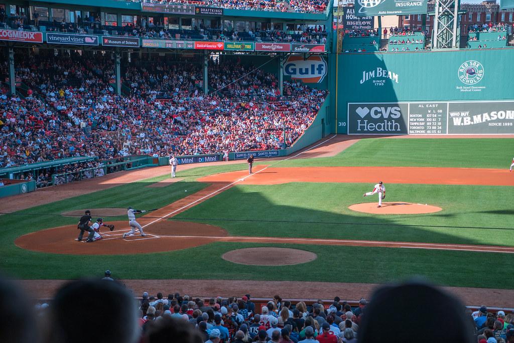 dd2951d563f MLB Basball Boston Red Sox vs New York Yankees