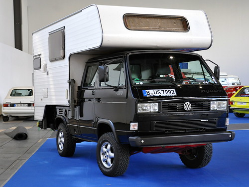 Volkswagen T3 Syncro Twin Cab Pick-Up