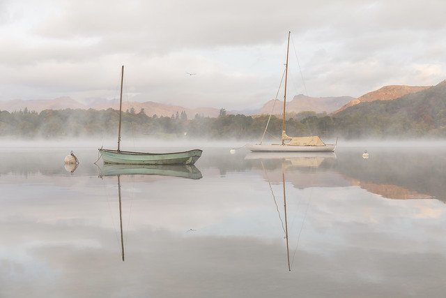 Tranquillity, Windermere, Lake District