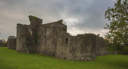 Ballymote Castle, Ireland 10 October 2018