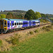 Northern rail 158901 at Ecclesfield with a Hull to Leeds service