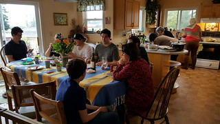 Thanksgiving at the Ranch