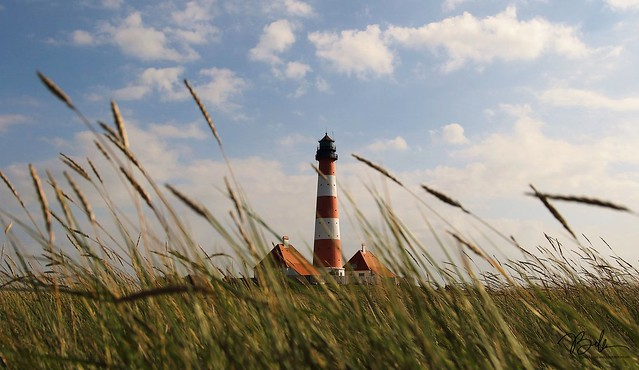 Westerhever Leuchtturm, Canon EOS 7D MARK II, Canon EF 24-105mm f/3.5-5.6 IS STM