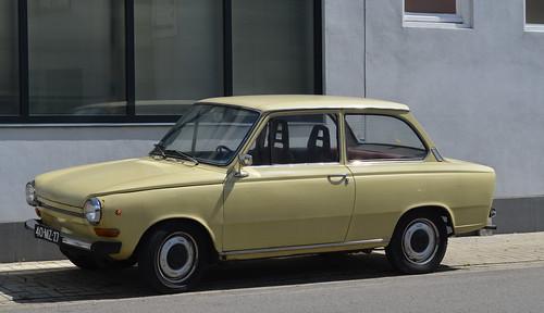 1976 DAF 46 40-MZ-27