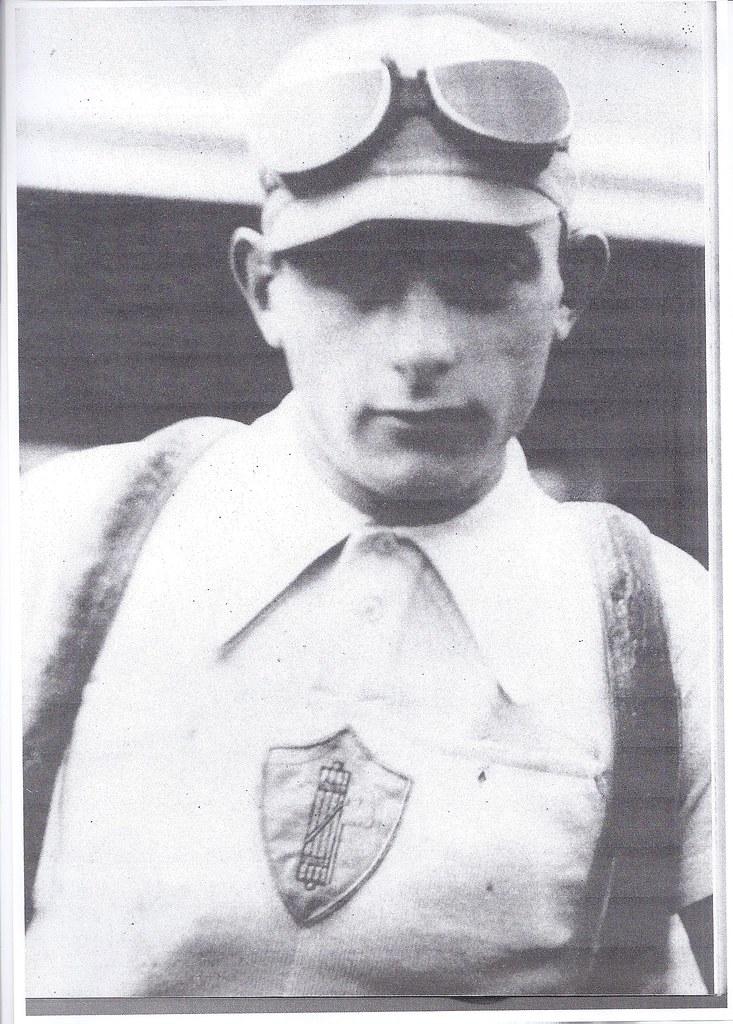 Fausto Coppi al Giro d'Italia 1940 da lui vinto
