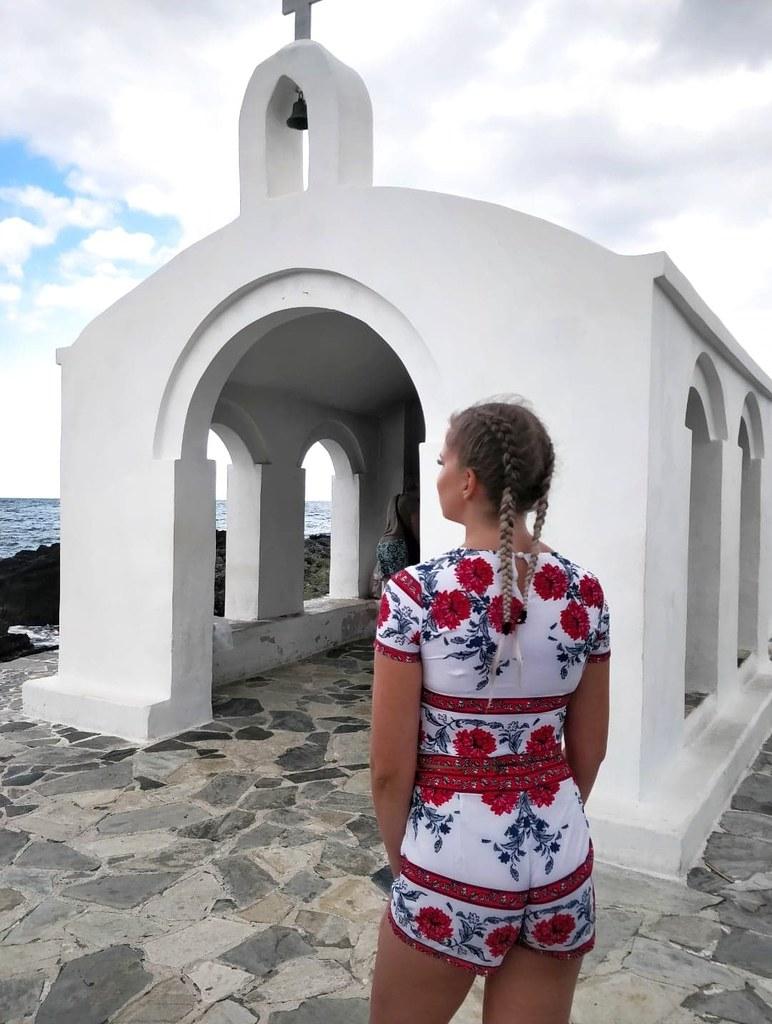 Pyhän nikolaksen kappeli georgioupolis