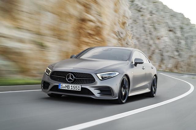 Comprar Mercedes-Benz Cls