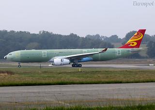 F-WWKO Airbus A330 Hong Kong Airlines
