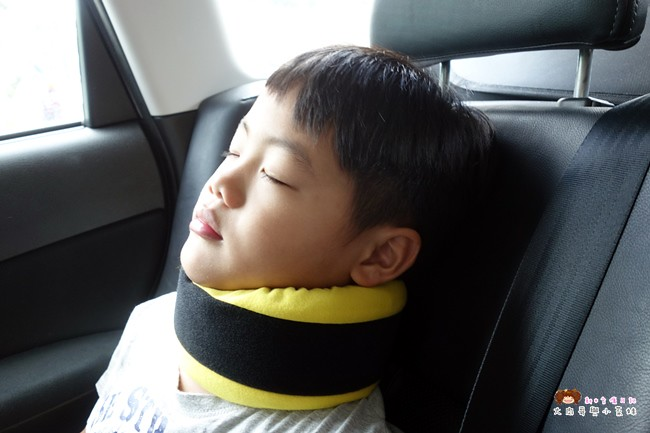 GreySa格蕾莎 全家福旅行頸枕 旅行枕推薦 (27)