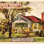 Thu, 1914-01-01 00:00 - These were kit houses sold primarily by mail order by Sears, Roebuck and Company of Chicago. Sears reported selling more than 70,000 of these homes between 1908 and 1940.  -- Wikipedia