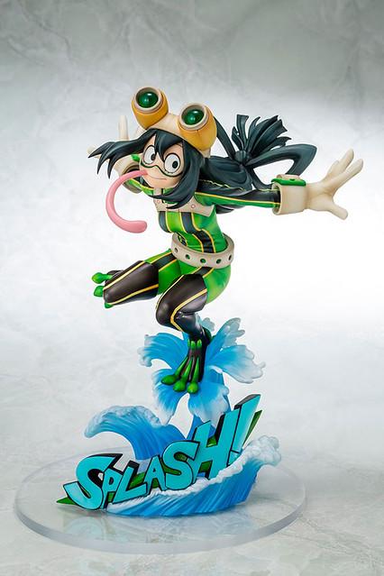 《我的英雄學院》「蛙吹梅雨 戰鬥服版本」!僕のヒーローアカデミア 蛙吹梅雨 ヒーロースーツVer.