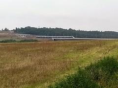 VIADUC TGV DE CLAIX - Photo of Jurignac