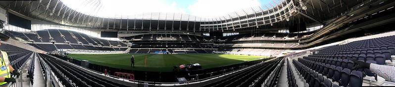 Tottenham Hotspur Stadium - October 25, 2018