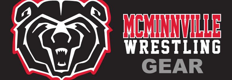 McMinnville Wrestling Gear
